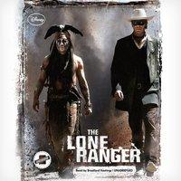 Lone Ranger - Disney Press - audiobook