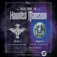 Tales from the Haunted Mansion: Volumes I & II - John Esposito - audiobook