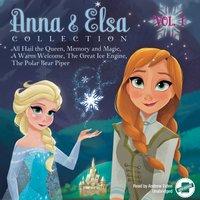 Anna & Elsa Collection, Vol. 1 - Erica David - audiobook
