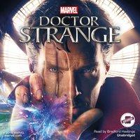 Marvel's Doctor Strange - Marvel Press - audiobook