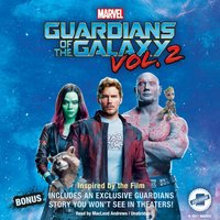 Marvel's Guardians of the Galaxy, Vol. 2 - Marvel Press - audiobook