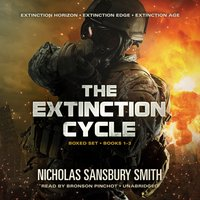 Extinction Cycle Boxed Set, Books 1-3 - Nicholas Sansbury Smith - audiobook