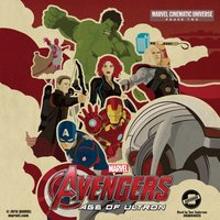 Phase Two: Marvel's Avengers: Age of Ultron - Marvel Press - audiobook