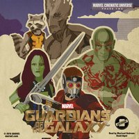 Phase Two: Marvel's Guardians of the Galaxy - Marvel Press - audiobook