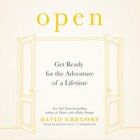 Open - David Gregory - audiobook