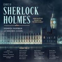 Echoes of Sherlock Holmes - Laurie R. King - audiobook
