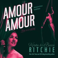 Amour Amour - Krista Ritchie - audiobook