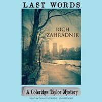 Last Words - Rich Zahradnik - audiobook