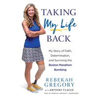 Taking My Life Back - Rebekah Gregory - audiobook