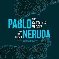Captain's Verses - Pablo Neruda - audiobook