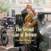 Second Line of Defense - Lynn Dumenil - audiobook