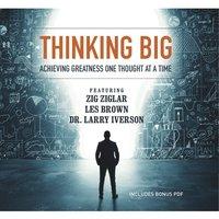 Thinking Big - various authors - audiobook