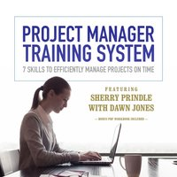 Project Manager Training System - Sherry Prindle - audiobook