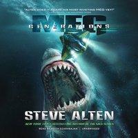 Meg: Generations - Steve Alten - audiobook