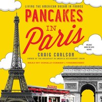 Pancakes in Paris - Craig Carlson - audiobook