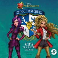 Disney Descendants: School of Secrets: CJ's Treasure Chase - Jessica Brody - audiobook