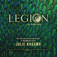 Legion - Julie Kagawa - audiobook