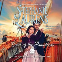 Lord of the Privateers - Stephanie Laurens - audiobook