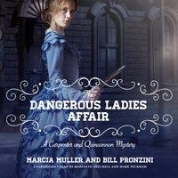Dangerous Ladies Affair - Marcia Muller - audiobook