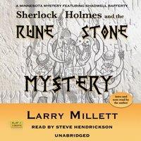 Sherlock Holmes and the Rune Stone Mystery - Larry Millett - audiobook