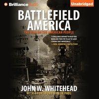 Battlefield America - John W. Whitehead - audiobook
