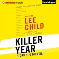 Killer Year - Lee (Editor) Child - audiobook
