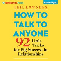 How to Talk to Anyone - Leil Lowndes - audiobook