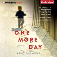 One More Day - Kelly Simmons - audiobook