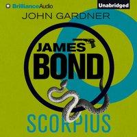 Scorpius - John Gardner - audiobook