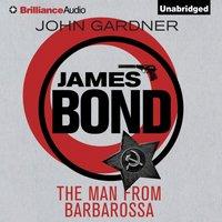 Man from Barbarossa - John Gardner - audiobook