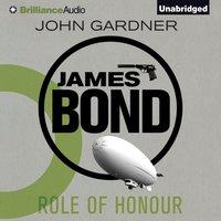 Role of Honour - John Gardner - audiobook