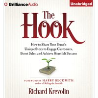 Hook - Richard Krevolin - audiobook