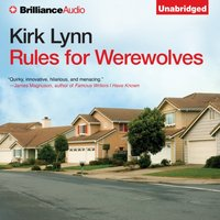 Rules for Werewolves - Kirk Lynn - audiobook