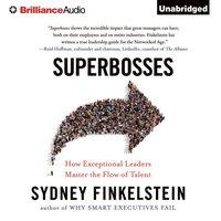 Superbosses - Sydney Finkelstein - audiobook