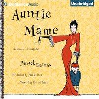 Auntie Mame - Patrick Dennis - audiobook