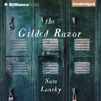 Gilded Razor - Sam Lansky - audiobook