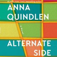 Alternate Side - Anna Quindlen - audiobook