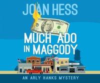 Much Ado in Maggody - Joan Hess - audiobook