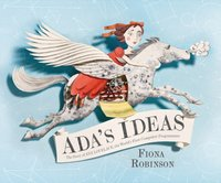 Ada's Ideas - Fiona Robinson - audiobook