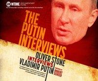 Putin Interviews - Oliver Stone - audiobook