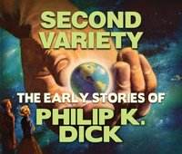 Second Variety - Philip K. Dick - audiobook