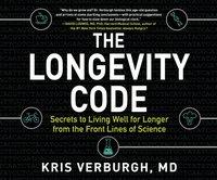 Longevity Code - Pete Cross - audiobook