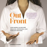 Out Front - Deborah Shames - audiobook