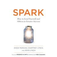 Spark - Angie Morgan - audiobook