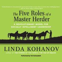 Five Roles of a Master Herder - Linda Kohanov - audiobook