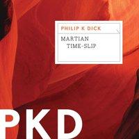 Martian Time-Slip - Philip K. Dick - audiobook