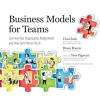 Business Models for Teams - Tim Clark - audiobook
