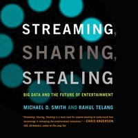Streaming, Sharing, Stealing - Michael D. Smith - audiobook