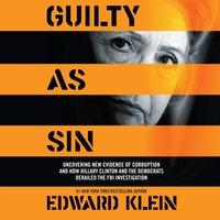 Guilty as Sin - Edward Klein - audiobook