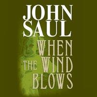 When the Wind Blows - John Saul - audiobook